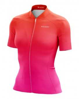 Dazzle Elite Cycle Jersey   Performance Cycling Clothing