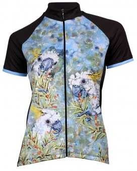Cockatoo Cycle Jersey - Women